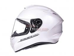 Шлем интеграл MT Helmets TARGO Solid A0 Gloss White